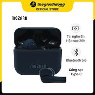 Tai nghe Bluetooth TWS Mozard Air 6 Trắng - Hàng Chính Hãng thumbnail