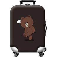Túi bọc bảo vệ vali - Áo vỏ bọc vali H19 thumbnail