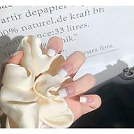 Bộ 24 móng tay giả như hình (kèm keo) thumbnail