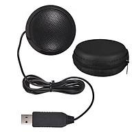 Micro Hội Nghị Đa Hướng Cổng USB D6368 (Đen) - Cho Máy Tính, Laptop thumbnail