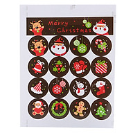 Tấm Sticker Trang Trí - Chủ Đề Noel thumbnail
