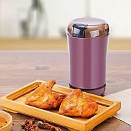 Máy nghiền bột đa năng ( Nghiền gia vị, ngũ cốc, hạt cafe, dược liệu.....) thumbnail