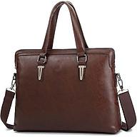 Túi xách cặp da đựng laptop JEEP BULUO T04 42x32x7cm vừa laptop 15.6inch thumbnail