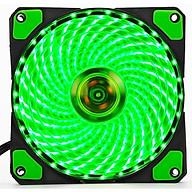 Tản Nhiệt Fan Case 12cm LED 33 Bóng Xanh 2 thumbnail