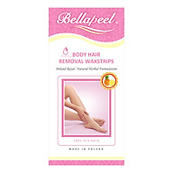 Miếng Wax Lông Bellapeel Body - Dứa (20 cái Hộp) thumbnail