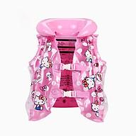 Áo Phao Bơi Trẻ Em Mèo Hồng Đáng Yêu Thương Hiệu Minigood Size M ( dành cho bé từ 3-10 tuổi) - DMCTB108 thumbnail