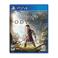 Đĩa Game Ps4 Assassin s Creed Odyssey Hàng Nhập Khẩu thumbnail