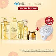 Trọn Bộ Tsubaki Premium Phục Hồi Ngăn Rụng Tóc (Gội Xả 490ml chai + Kem Xả 180g + Mặt nạ tóc 180g + Xịt dưỡng tóc 220ml) thumbnail