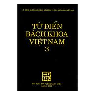 Từ Điển Bách Khoa Việt Nam - Tập 3 thumbnail