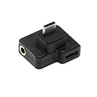 USB -C Adapter Dual 3.5mm cho Osmo Action - hàng nhập khẩu thumbnail