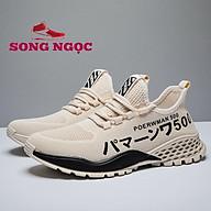 Giày Thể Thao Nam SSN64 chất liệu thoáng khí khử mùi hôi chân,đi chơi,tập gym thể thao thumbnail