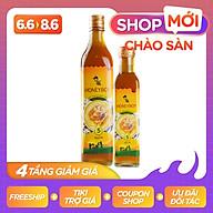 Combo Mật Ong Thiên Nhiên 5 Sạch Honeyboy 500ml và Mật Ong Thiên Nhiên 5 Sạch Honeyboy 250ml thumbnail