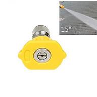 Béc phun dùng Gắn dụng cụ xịt rửa xe áp lực cao - Ren nối nhanh 1 4 inch thumbnail
