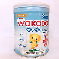Sữa bột Wakodo GunGun 2 830g - dành cho trẻ từ 1-3 tuổi thumbnail