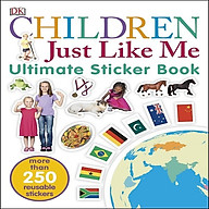 Children Just Like Me Ultimate Sticker Book thumbnail