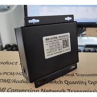 Bộ kéo dài HDMI 120m qua cáp mạng lan Ho-link HL-HDMI-120Rx ( chiếc nhận RX) - Hàng chính hãng thumbnail