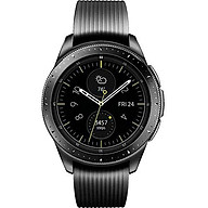 Samsung Galaxy Watch (42mm) Smartwatch (Bluetooth) Android iOS Compatible -SM-R810 (Rose Gold) thumbnail