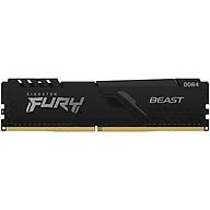 Ram Desktop Kingston Fury Beast (KF426C16BB 8) 8GB (1x8GB) DDR4 2666Mhz - Hàng Chính Hãng thumbnail