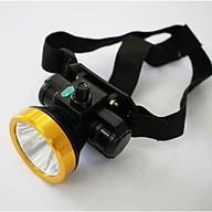 Đèn pin sạc pha đội đầu đi xe đạp ban đêm, đèn soi lấy ráy tai, dã ngoại thumbnail