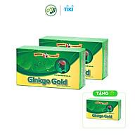 COMBO 2 TẶNG 1 TPCN viên uống GINKGO GOLD hỗ trợ tăng tuần hoàn não,giảm căng thẳng mệt mỏi,tăng cường trí nhớ-hộp 30 viên thumbnail