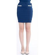 Chân Váy công sở Nữ Ôm Lamer L62R17T035-S3300 (Xanh Dương) thumbnail
