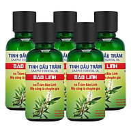 Combo 5 Chai Tinh Dầu Tràm Bảo Linh (30ml Chai) thumbnail