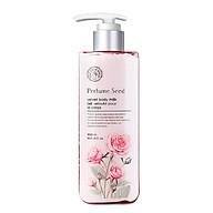 THE FACE SHOP Perfume Seed Velvet Body Milk Body Wash 300ml thumbnail