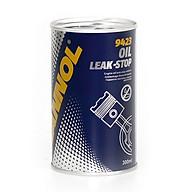 Phụ Gia Chống Rỉ Nhớt Động Cơ, Phục Hồi Phốt, Joint Cao Su MANNOL 9423 Oil Leak-Stop 300ML thumbnail