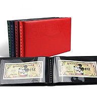 Album Chứa Tiền Giấy 20 Phơi Đen AB20 thumbnail