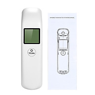 Nhiệt kế đo nhiệt độ cơ thể chính xác hiệu quả cho kết quả trong 1s - Tặng kèm 4 móc dán tường 3D thumbnail
