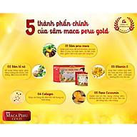 Sâm Maca Peru Gold- Mờ Nám Tàn Nhang thumbnail