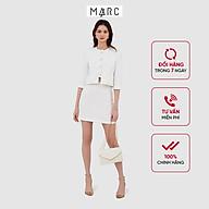 Váy mini basic hoạ tiết ziczac - MARC FASHION thumbnail
