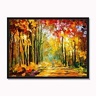 Tranh cao cấp Sự lãng mạn của mùa thu Model AZ1-0271 thumbnail
