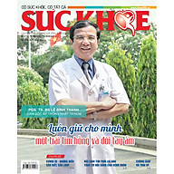 Tạp Chí Sức Khỏe Số 208 - Thông tin Sức khỏe dành cho mọi nhà thumbnail