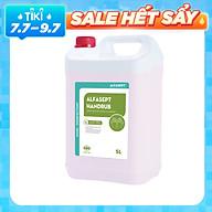Nước rửa tay khô sát khuẩn Alfasept Handrub 5L - Can lớn tiết kiệm thumbnail