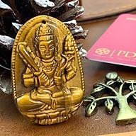 Mặt Phật Bản Mệnh Hư Không Tạng Bồ Tát - Tuổi Sửu, Dần thumbnail