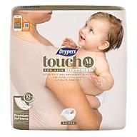 Tã Dán Drypers Touch Cực Đại M64 (64 Miếng) thumbnail