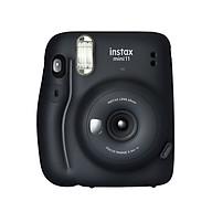 Fujifilm instax mini 11 Instant Camera Film Cam Auto Exposure Control Selfie Mode with Batteries Wrist Strap Birthday thumbnail