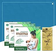 Combo 3 hộp xông tắm sau sinh Dao spa mama và 1 hộp xông ngâm vùng kín Yaocare mama - DK Pharma thumbnail