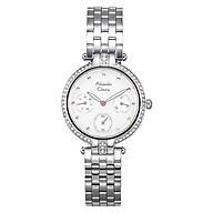 Đồng hồ đeo tay Nữ hiệu Alexandre Christie 2690BFBSSSL thumbnail