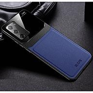 Ốp lưng da kính cao cấp hiệu Delicate dành cho SamSung Galaxy Note 20 - Hàng nhập khẩu thumbnail