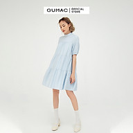 Đầm Babydoll thiết kế rã tùng nhiều màu xinh xắn GUMAC DB583 thumbnail