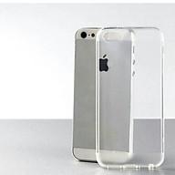 Ốp lưng cho Apple Iphone 5 5S Ốp dẻo trong - Hàng Chính Hãng thumbnail