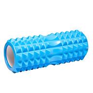 BG Con Lăn Massage Ống Lăn Dãn Cơ Foam Roller Tập Gym, Yoga, Thể Hình (hàng nhập khẩu) BLUE thumbnail