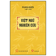 Việt Ngữ Nghiên Cứu thumbnail