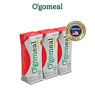 Thực phẩm bổ dưỡng Ogomeal ( Bữa ăn thay thế 200Calo - Kiểm soát cân nặng an toàn, hiệu quả ) thumbnail