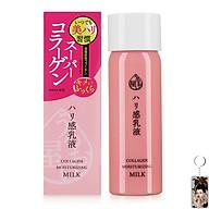Sữa dưỡng ẩm Naris Uruoi Collagen Moisturizing Milk Nhật Bản 150ml tặng kèm móc khóa thumbnail