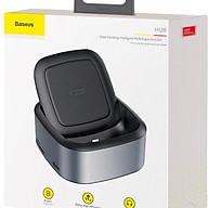 Bộ chuyển Dex Station Samsung Huawei LG Baseus Mate Docking Type-C Mobile Phone Intelligent HUB Expanded Socket - Hàng chính hãng thumbnail