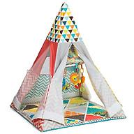 Nhà lều kèm đồ chơi treo cũi đa năng GoGaGa Infantino 005345 thumbnail