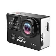 Camera Hành Trình Thể Thao Eken H6S 4K WIFI Tặng Bộ Phụ Kiện Cho Camera - Hàng Chính Hãng thumbnail
